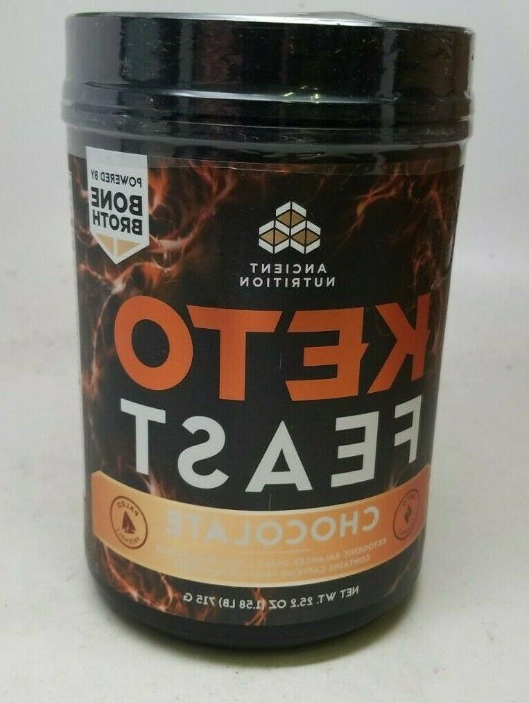 bone broth protein keto feast chocolate 1
