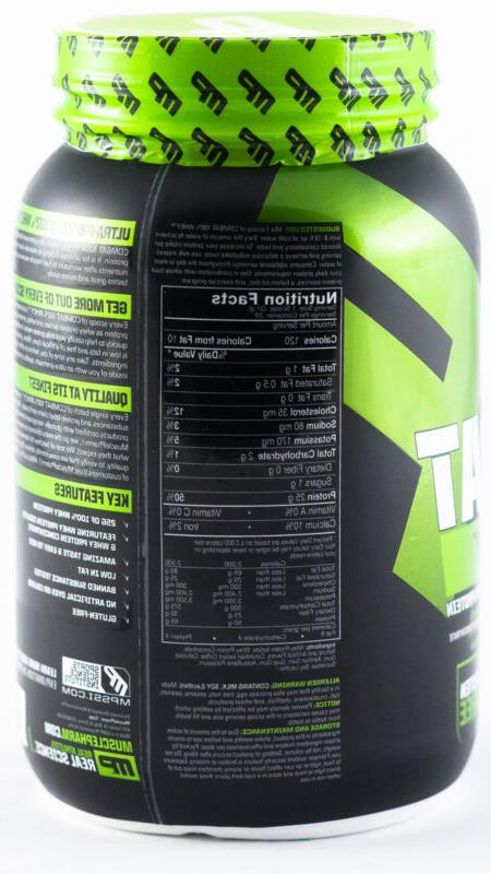 MusclePharm Protein Powder Protein