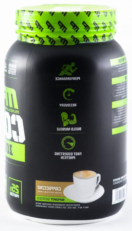 MusclePharm 100% Protein Powder Protein 5