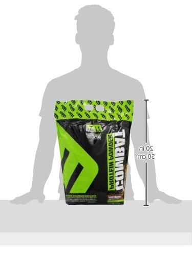 MusclePharm Protein Essential Whey Isolate and Egg Protein with BCAAs Recovery, 129