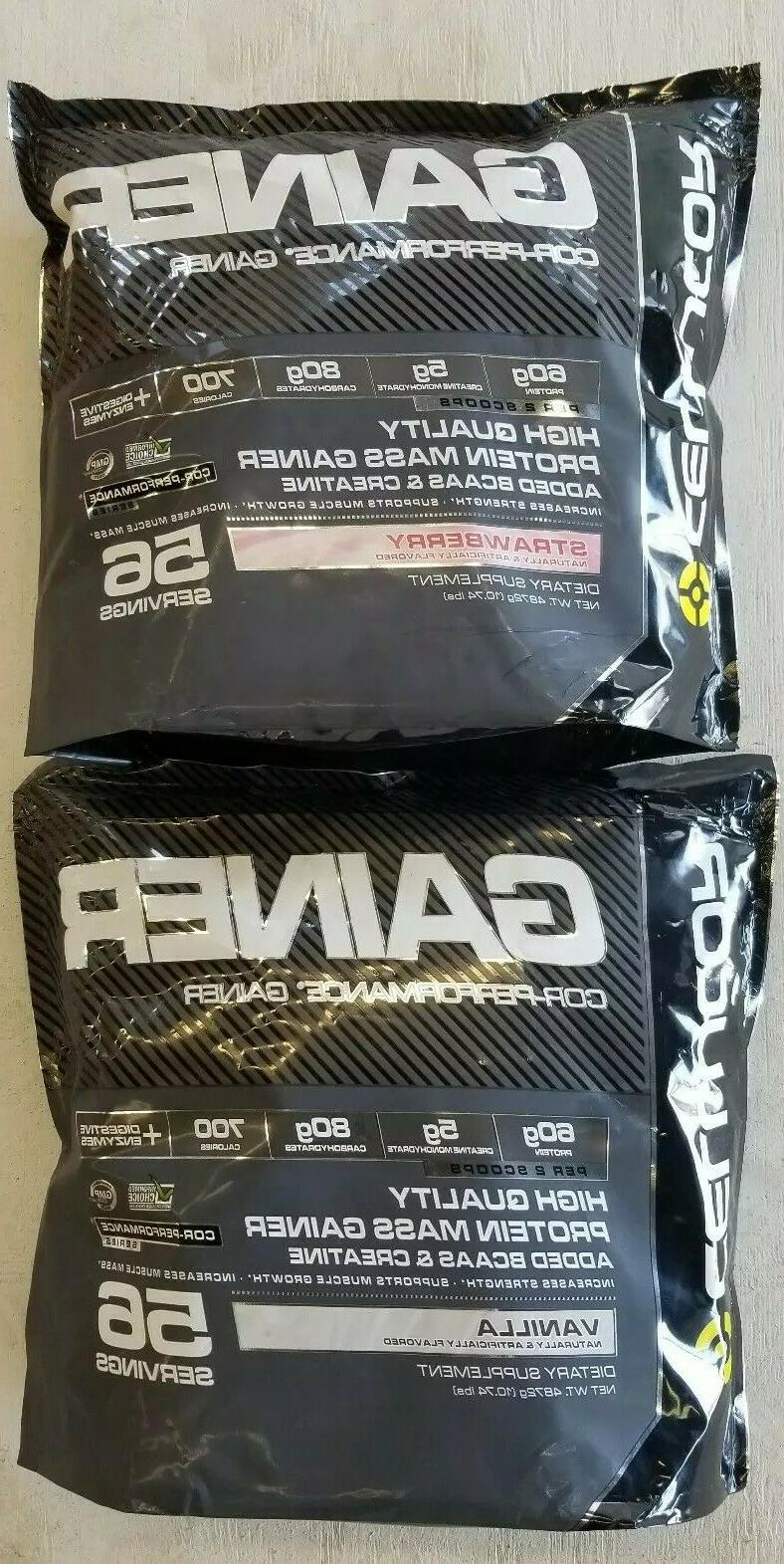 Cellucor Gainer High Quality 10.74lbs