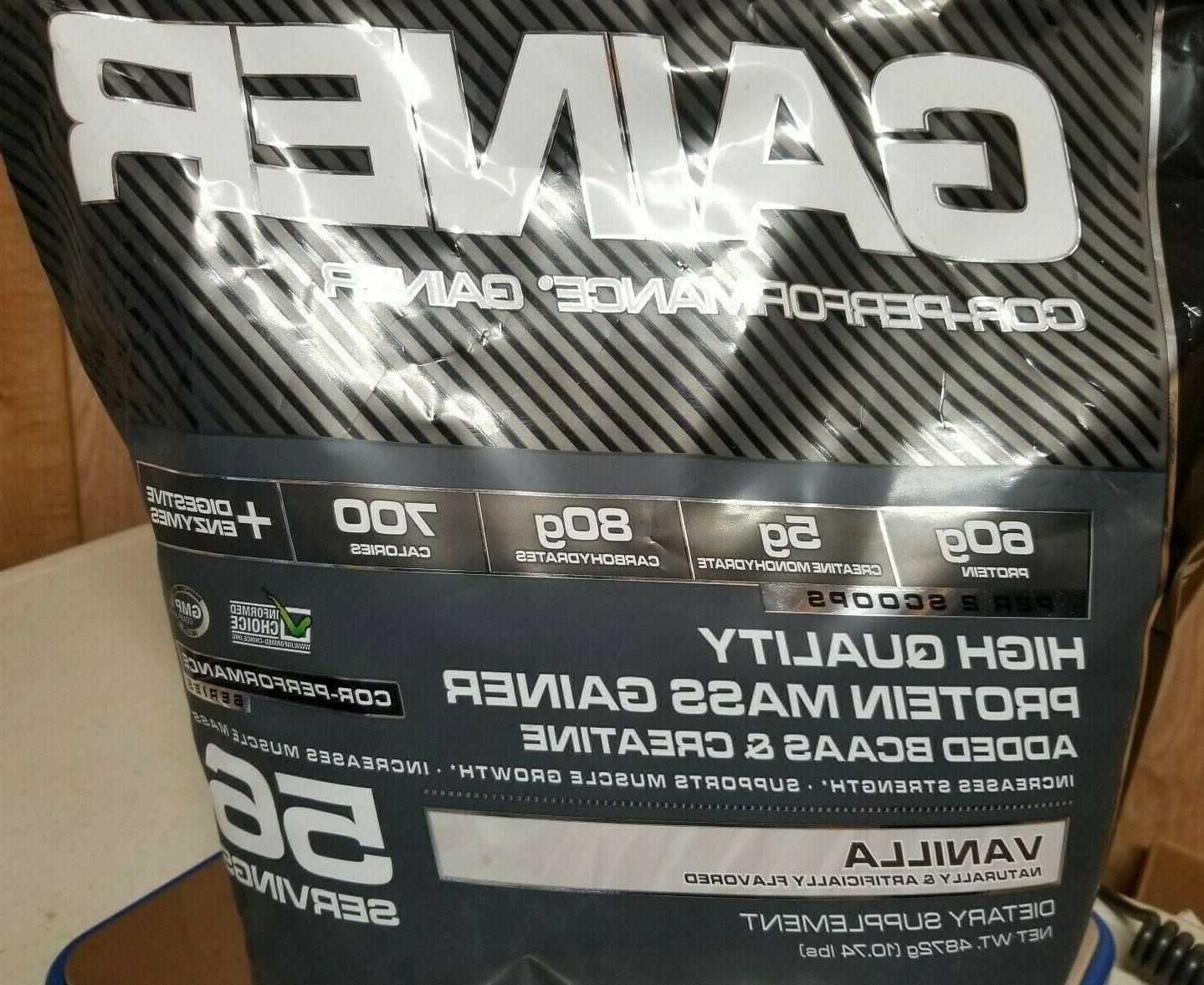 Cellucor Gainer High Quality 10.74lbs 7/18