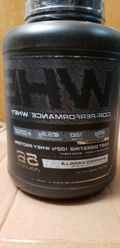 Cellucor COR-Performance Whey Protein 4 lbs, 56 Servings Whi