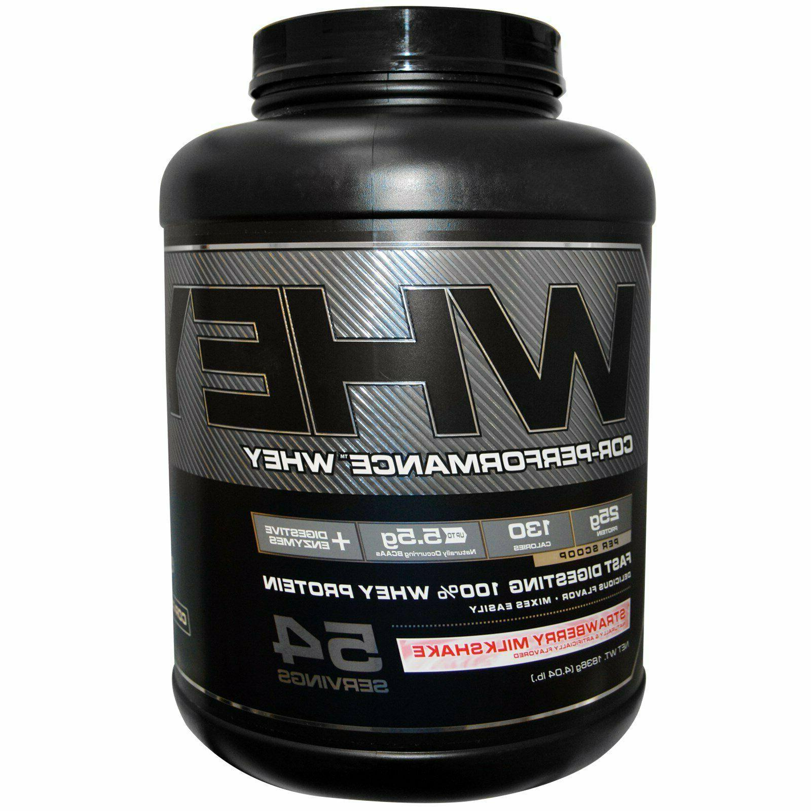 Cellucor COR-Performance Whey Protein Powder, Pure Whey Prot