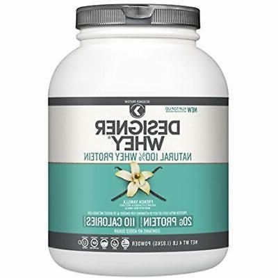 designer whey protein drinks premium natural 100