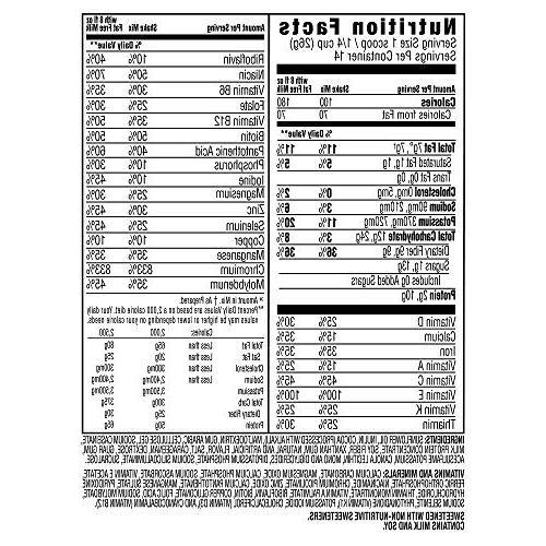Slimfast Loss, Chocolate Milkshake of Protein 12.8oz