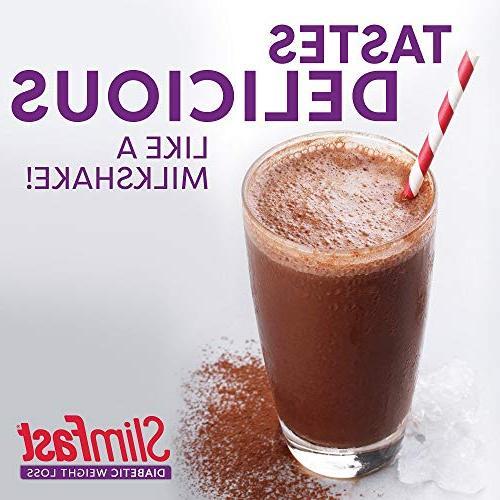Slimfast Loss, Chocolate of 12.8oz
