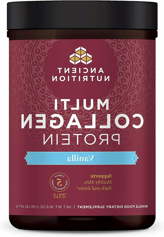 dr ancient nutrition multi collagen protein vanilla