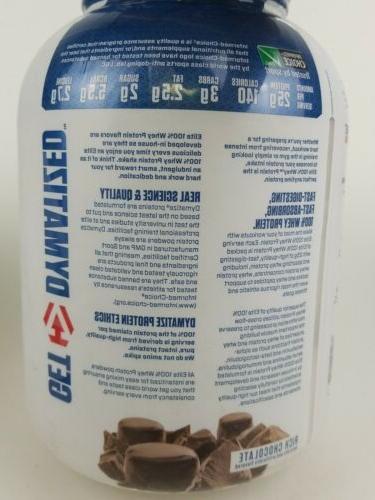 Dymatize Elite 100% Protein 5lbs NEW