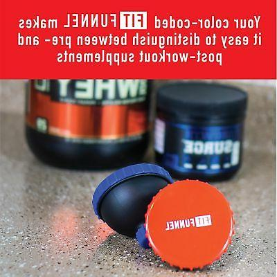 Fit Powder and Fits Standard-Size Water
