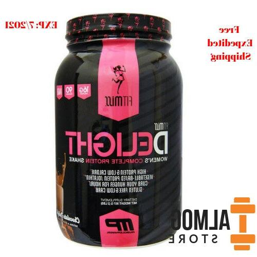 FitMiss Delight Protein Powder Healthy Nutritional Shake for
