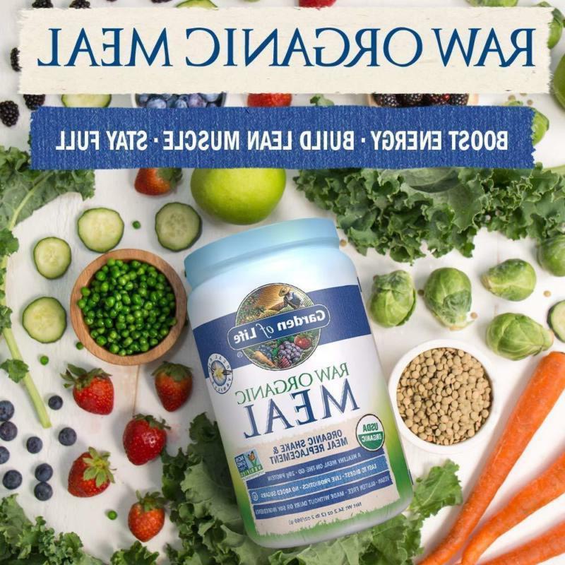 Garden Life - Organic Based Protein Vegan,