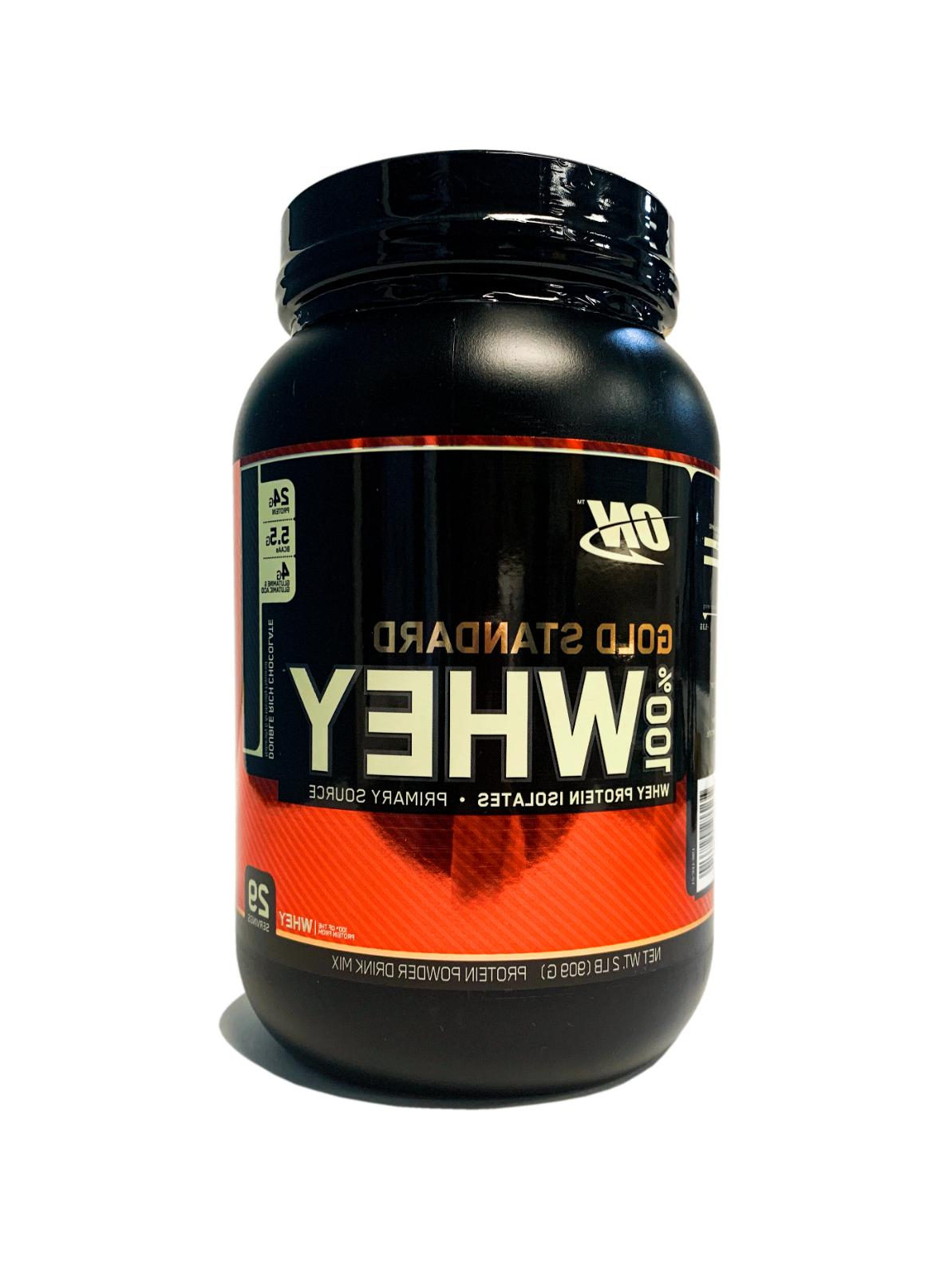 gold standard 100 percent whey protein 2