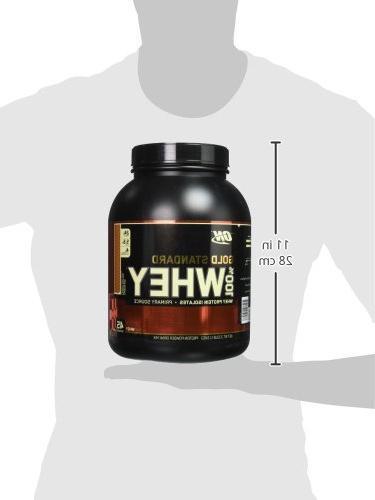 Optimum Nutrition Standard 100% Pound