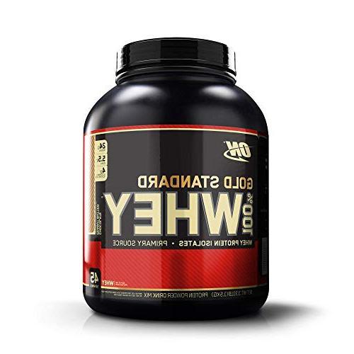 Optimum 100% Whey Protein Chocolate Peanut Pound