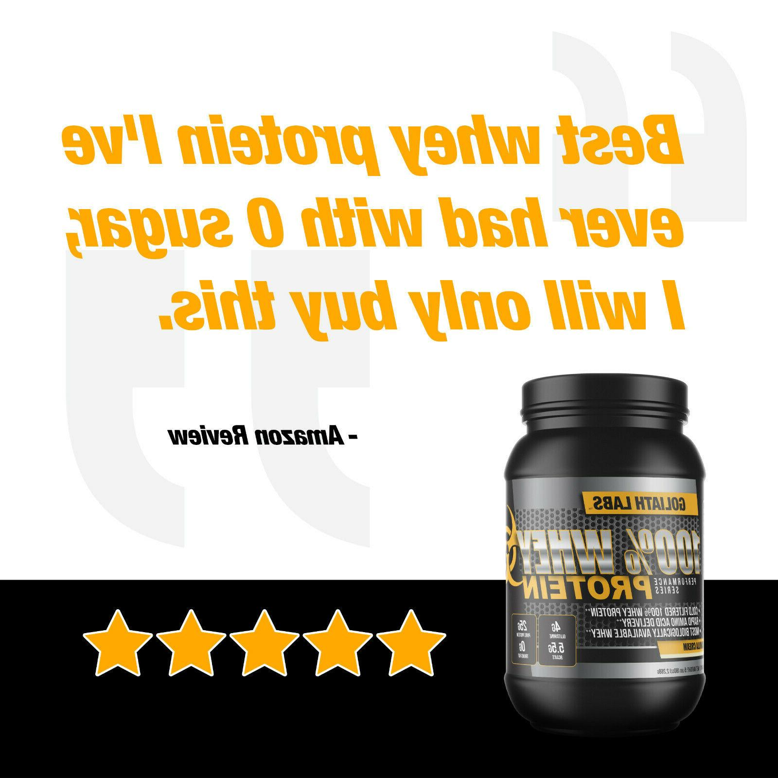 Goliath Labs Protein protein 68 servings