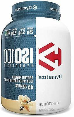 Dymatize Whey Powder 3 Flavors US