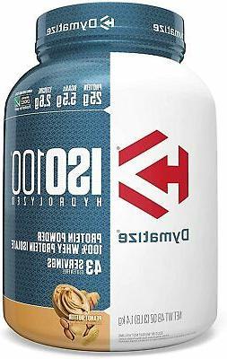 Dymatize ISO Whey 3 lbs US