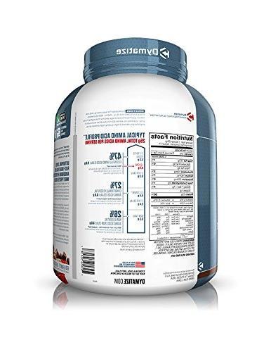 Dymatize ISO100 Powder, 100% Isolate, 25g