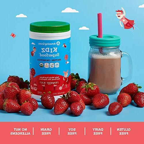 Kidz Protein + Strawberry