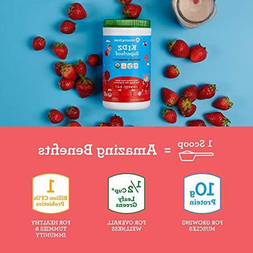 Kidz Protein Strawberry