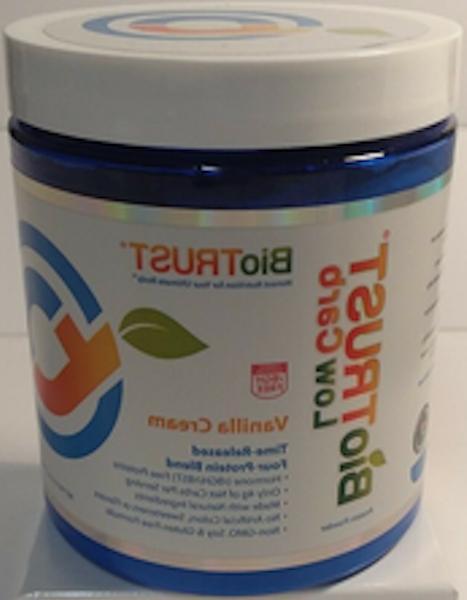 BioTrust Vanilla Cream. 5.3 oz