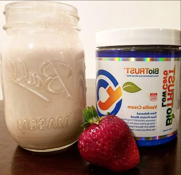 low carb natural and delicious protein powder