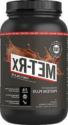 MET-Rx Metamyosyn Protein Powder Whey Isolate Casein Protein