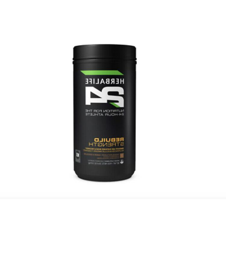 NEW Herbalife 24 Rebuild Strength MUSCLE RECOVERY PROTEIN FR
