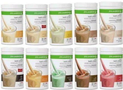 NEW 1 HEALTHY MEAL & PERSONALIZED POWDER