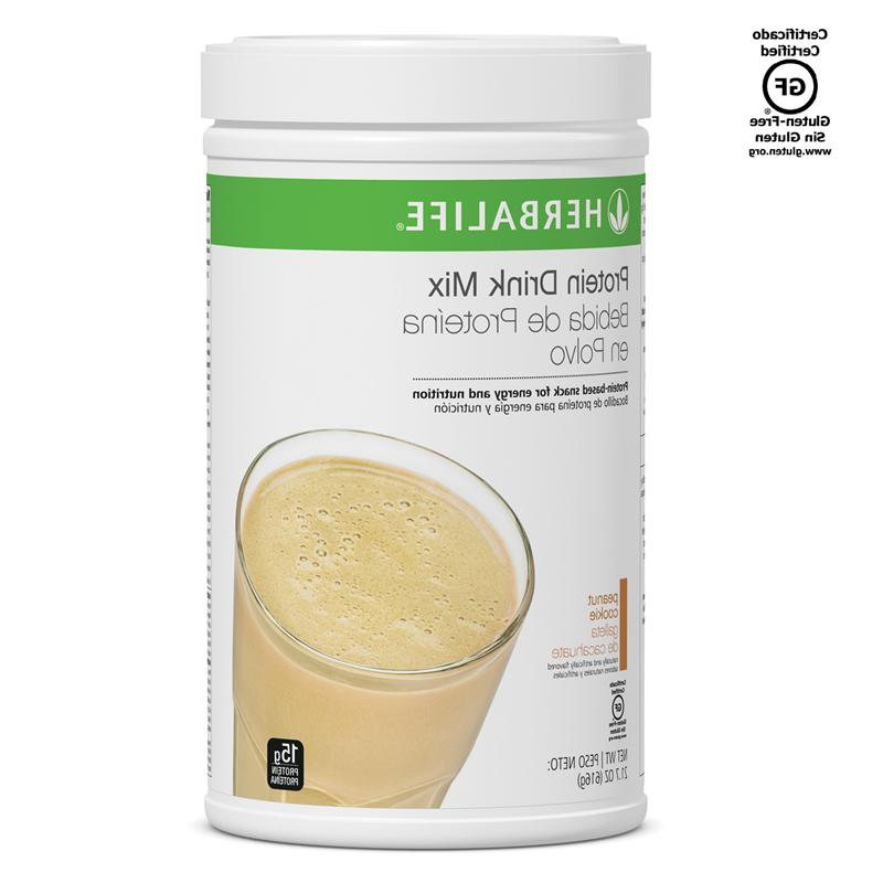 Herbalife Protein Drink Mix Peanut Cookie 616g EXP 5/2022 FA