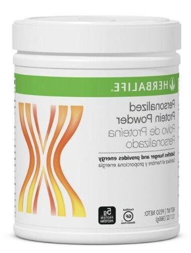 personalized protein powder 12 7 oz gluten