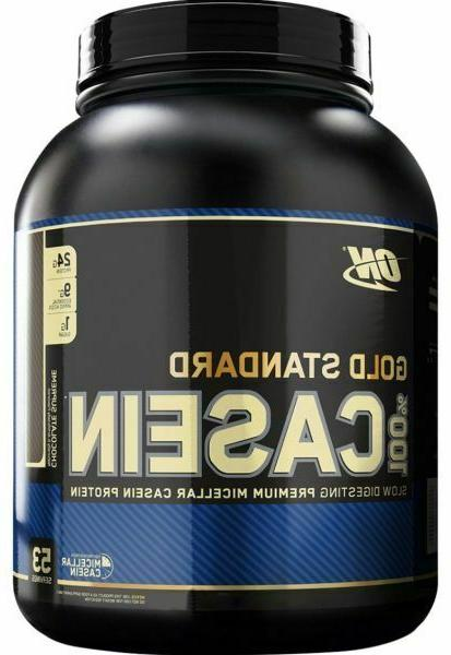 Optimum Nutrition Gold Standard 100% Casein Protein Powder f