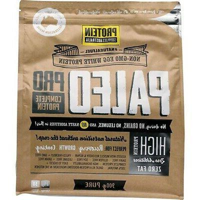 paleopro egg white protein pure 900g