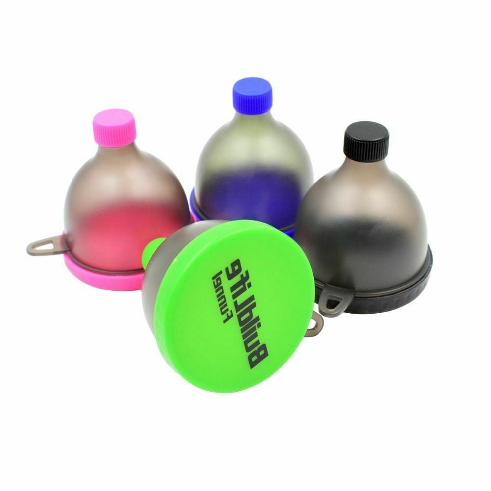 Portable Protein Container Whey Protein Funnel
