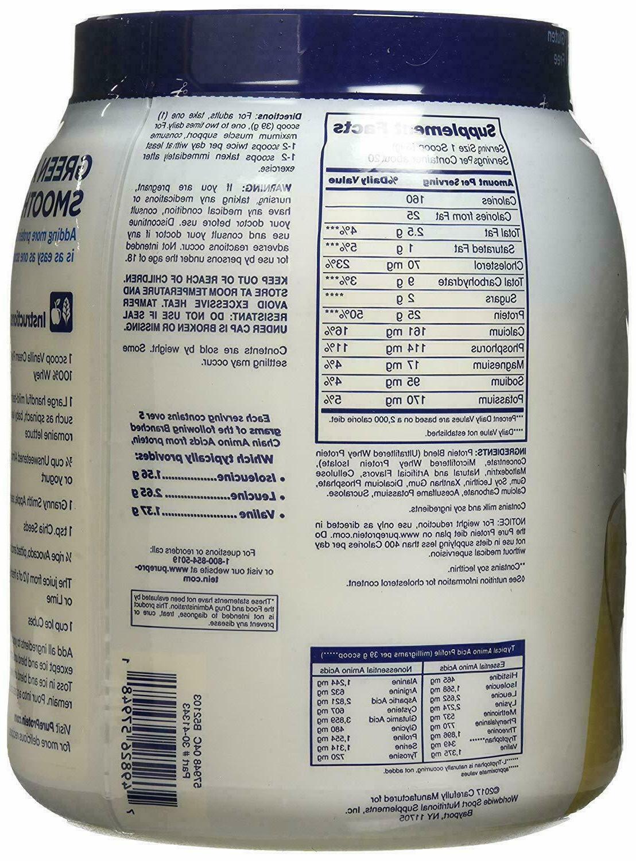 Pure Protein High Gluten Free, Vanilla
