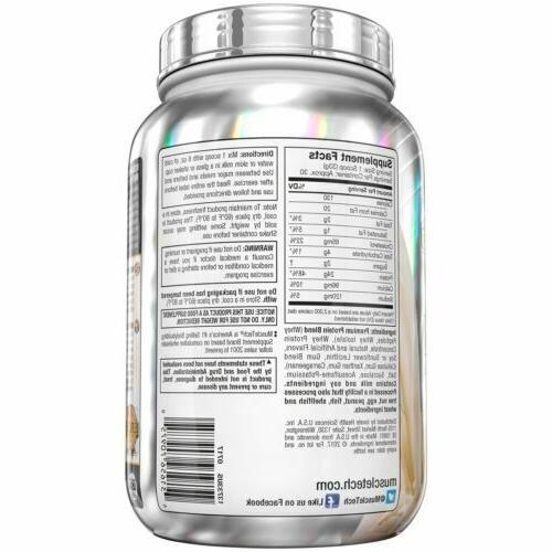 MuscleTech Premium Whey Protein, Premium Protein Powder.