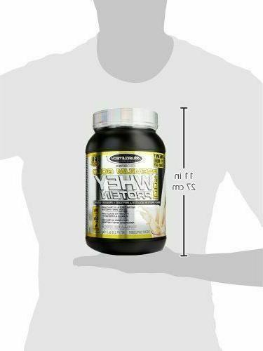 premium gold 100 percent whey protein premium