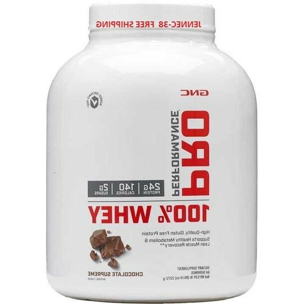 pro performance 100 percent whey protein chocolate
