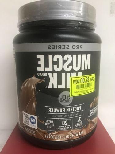 pro series 50g protein powder chocolate 2