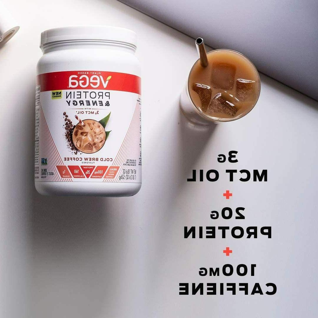 Vega Cold Brew Coffee Plant-Based Powder lbs