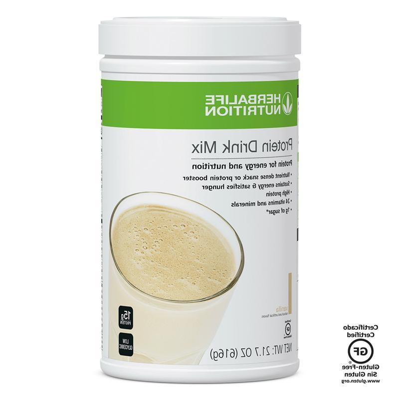 protein drink vanilla 616g free shipping