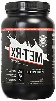 Met-Rx Protein Plus Powder Vanilla 2 lbs