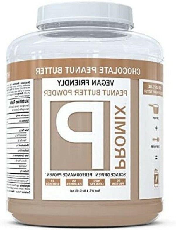 PROTEIN POWDER 1 LB Vitamin Supplement Chocolate Peanut Butt