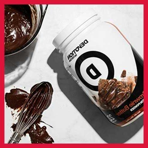 Devotion Protein Brownie Batter 1 Baking Whey