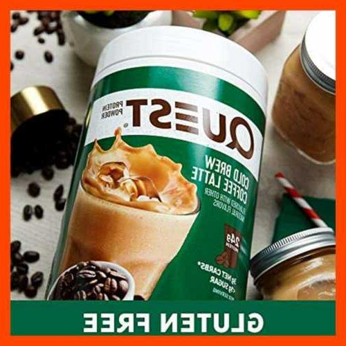 Quest Protein Powder Coffee Personal Care