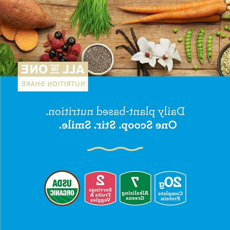 Amazing Grass Protein Superfood: Vegan Protein Powder, Nutrition