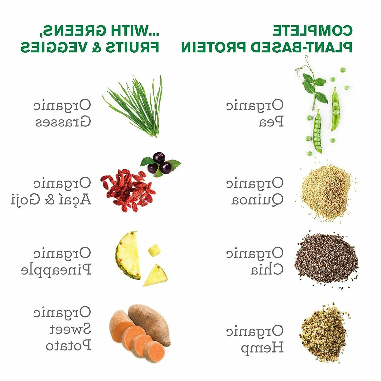 Amazing Grass Vegan All-in-One Nutrition