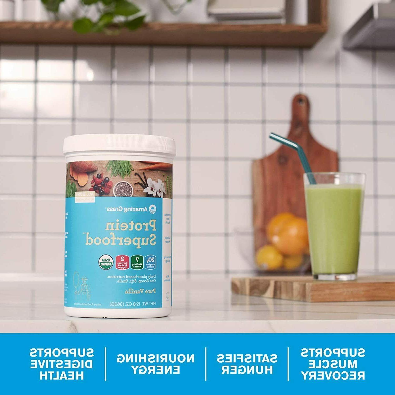 Vegan Protein Powder,