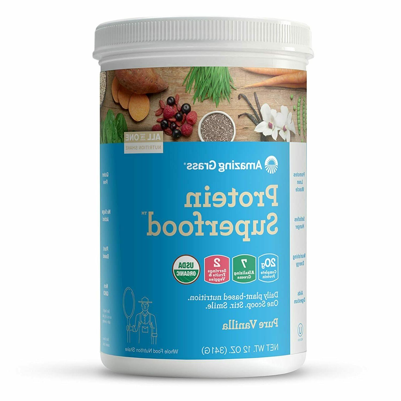 protein superfood vegan protein powder all in